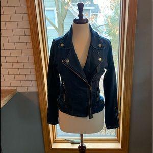 BLANKNYC women small jean jacket